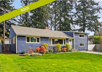 1850 N 190th St – Shoreline