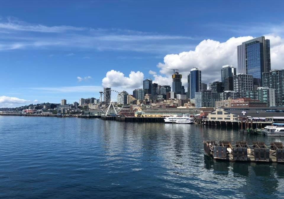 Seattle to Bainbridge