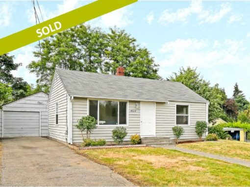 4728 S 172nd Place – SeaTac