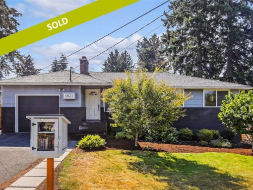 1821 N 195th St – Shoreline